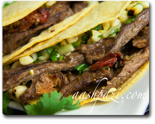 Chipotle Steak Taco