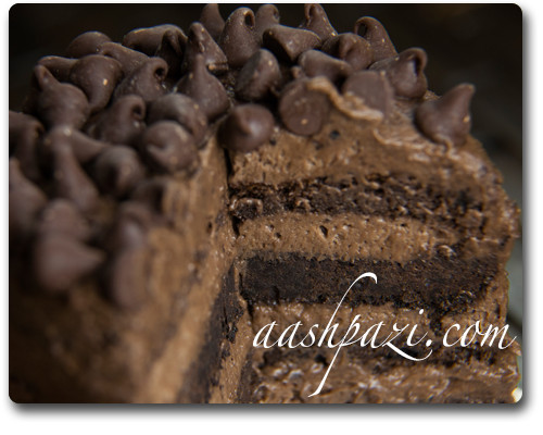 Chocolate Mousse Cake Recipe and Calories