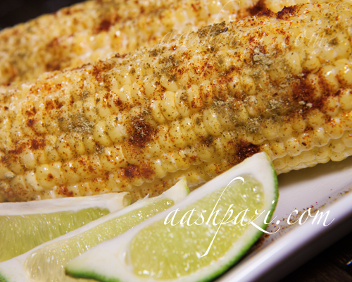 Corn Side Recipe