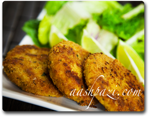 Fish Patties Recipe