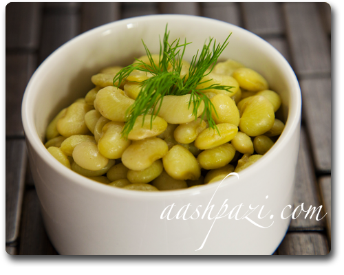 Simple Lima Beans Recipe