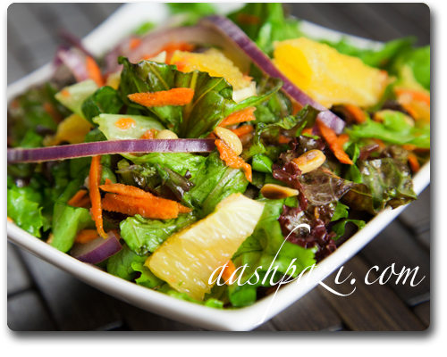 Orange Salad Recipe