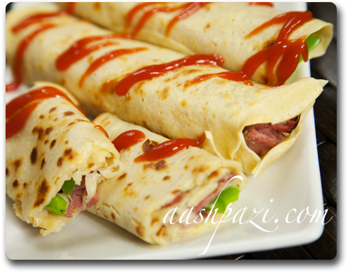 Pastrami Wraps Recipe
