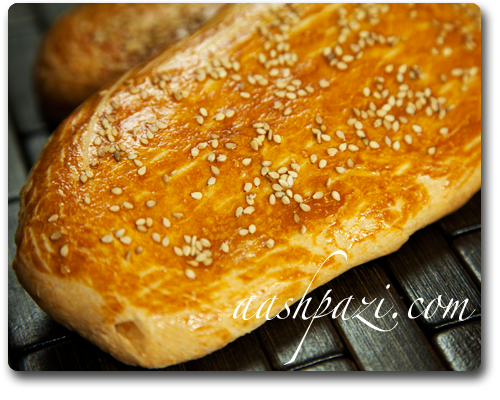 Shirmal or sheermal Bread Recipe