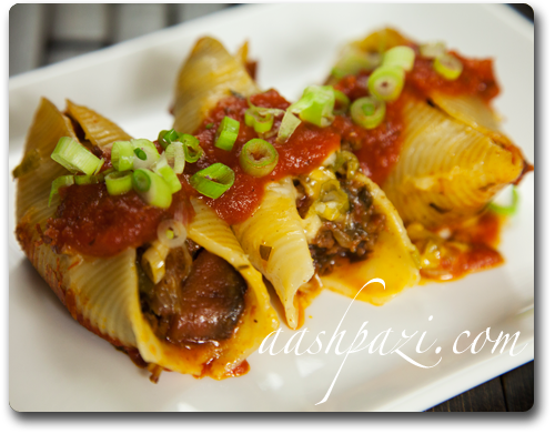 Stuffed Shell Recipe