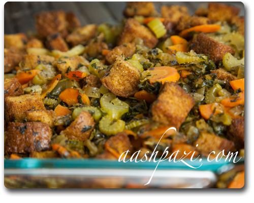 Stuffing (Turkey & Chicken)
