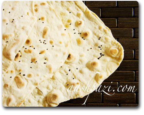 Nan e taftoon or taftan Recipe