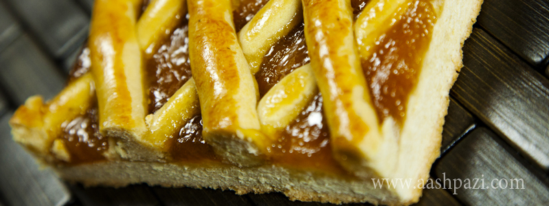 Apricot Marmalade Cake calories, nutritional values,