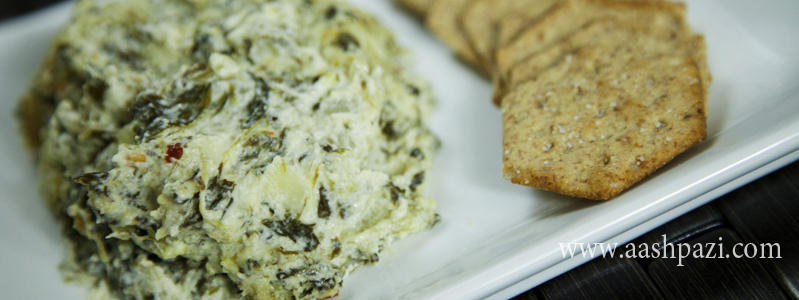 artichoke dip calories, nutritional values,