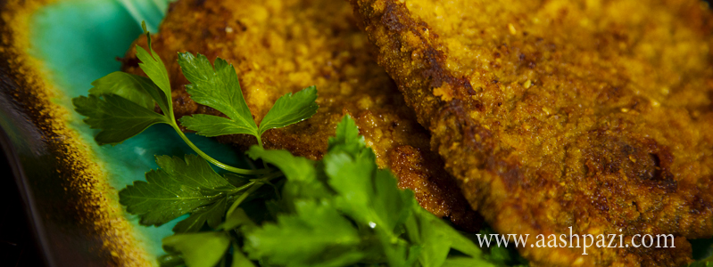Beef Schnitzel calories, nutritional values