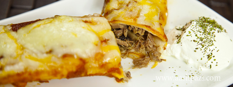 Enchiladas calories, nutritional values