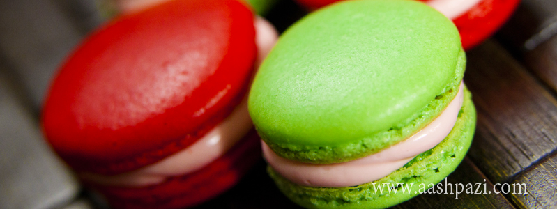 French Macarons calories, nutritional values