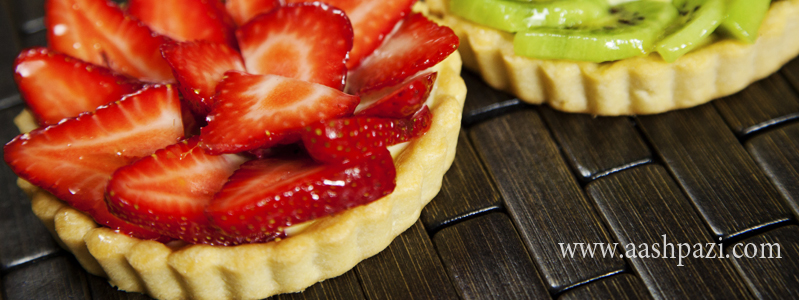 fruit tarts calories, nutritional values,