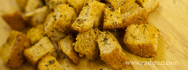 Herb Croutons calories, nutritional values
