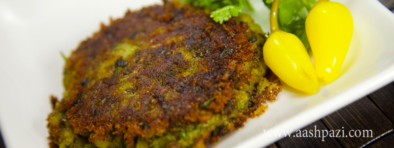 Mung Beans Patties calories, nutritional values