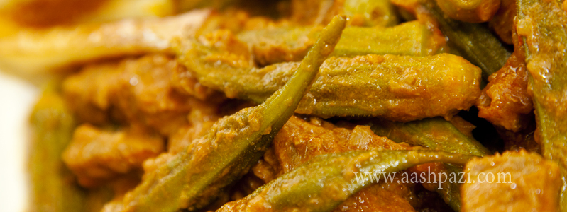 okra stew calories, nutritional values,