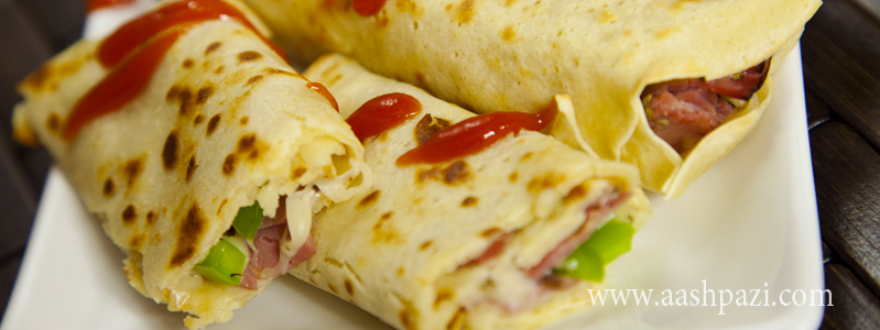 Pastrami Wraps or Roll Ups calories, nutritional values
