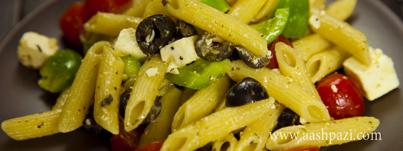 Penne Salad calories, nutritional values