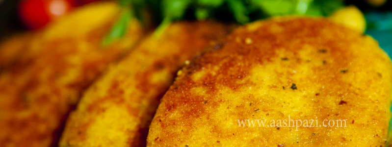 potato patties calories, nutritional values,