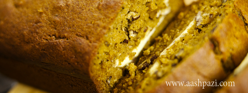 pumpkin cake calories, nutritional values