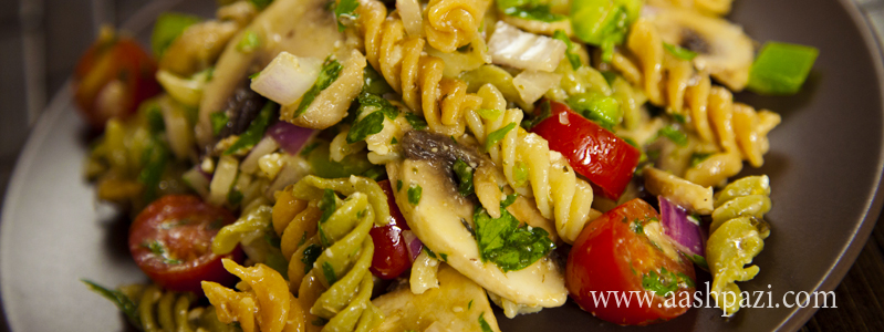 Rotini Salad calories, nutritional values
