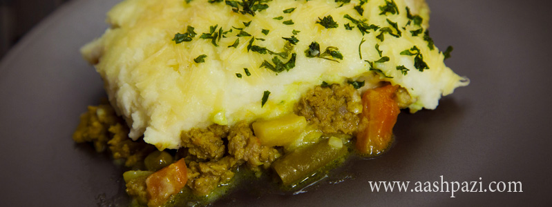 Shepherd's Pie calories, nutritional values,