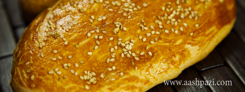 Shirmal Bread calories, nutritional values