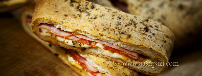 stromboli calories, nutritional values,