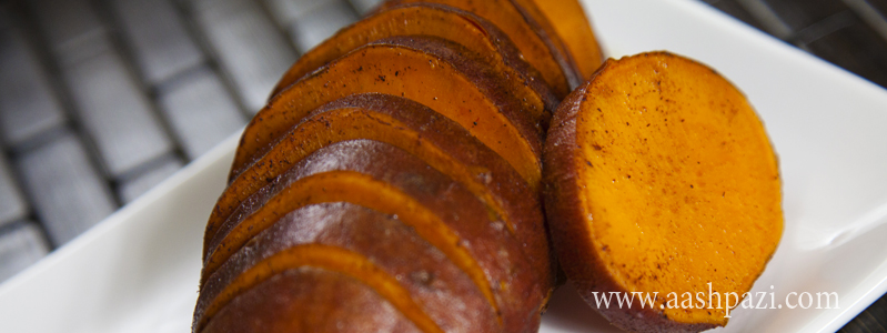 Sweet Potato calories, nutritional values